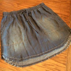 EUC Cloth & Stone Anthro Skirt, Sz S